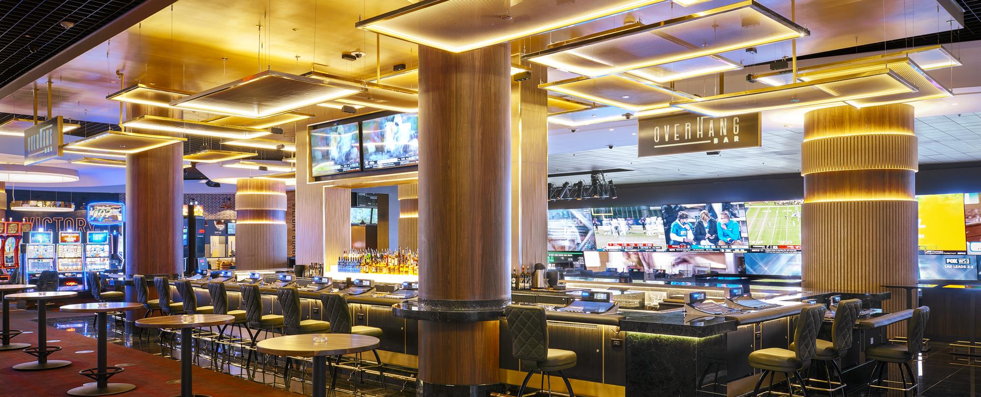 OverHang Bar