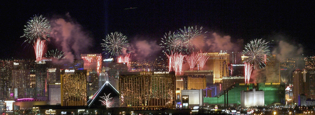 Las Vegas 4th of July Fireworks Show